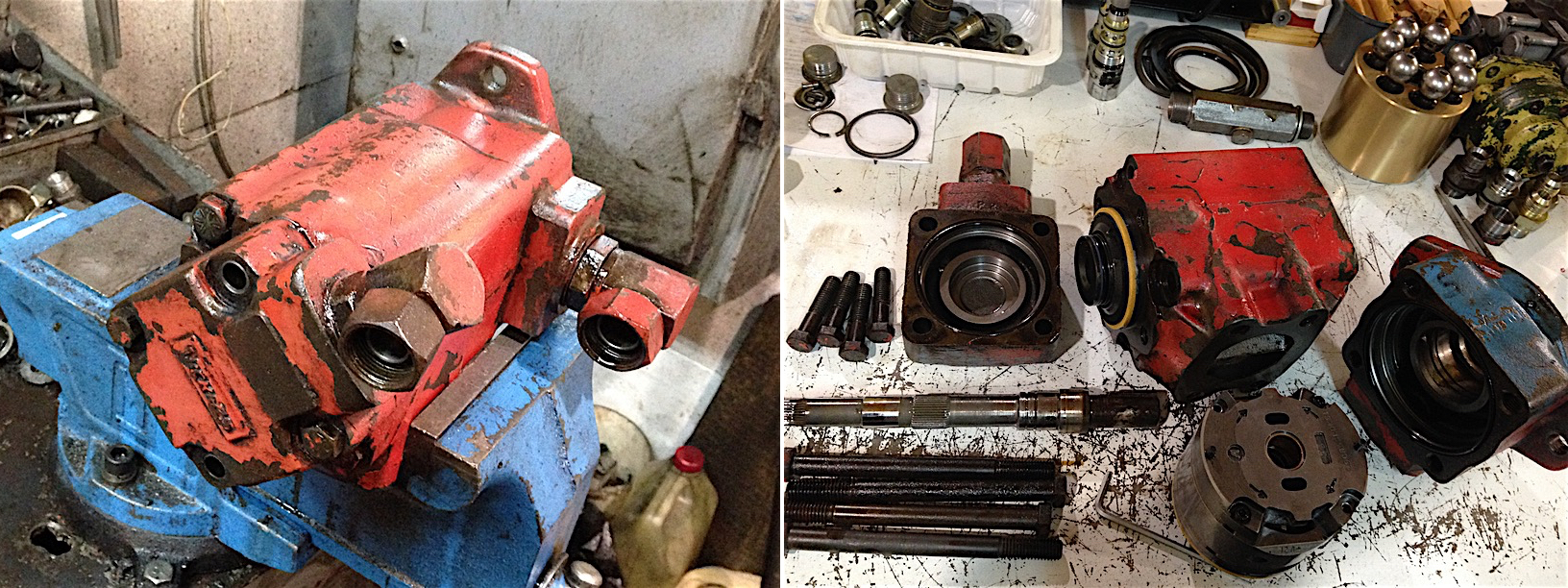 VANE PUMP Vickers 2620VQ